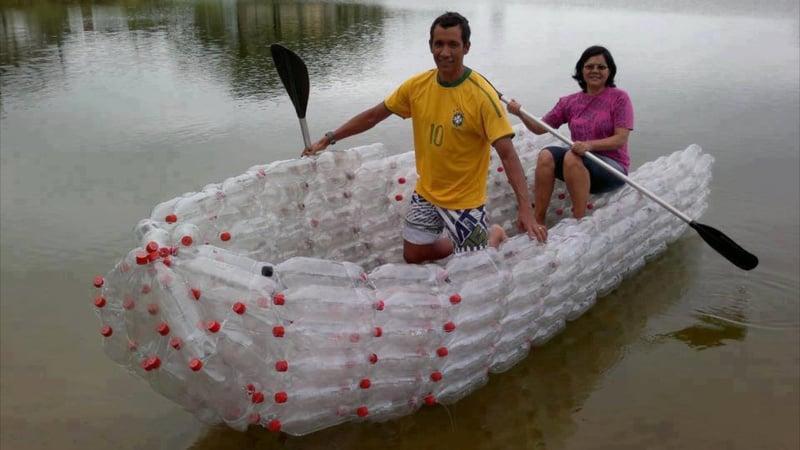 как сделать декорации лодки
